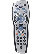 Original Sky+ HD remote – Duracell Batteries Included – Compatible with Sky+ HD digibox – Official Sky Branded Retail Packaging - SKY120,silver