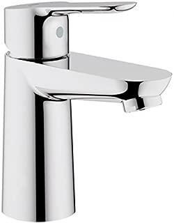 Grohe BauEdge - Grifo de lavabo de baño para instalación