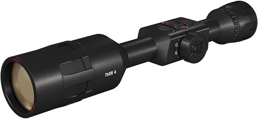theOpticGuru ATN Thor 4 Thermal Scope w/Video rec in HD, Smooth