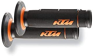 79002923100 New OEM KTM Lock-On Grip Set