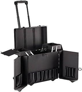59030a2f8 Maletín trolley polivalente peluqueria-estética D'Orleac, color negro