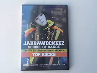 Jabbawockeez School Of Dance Lesson 1: Coordination & Balance - Top Rocks - DVD