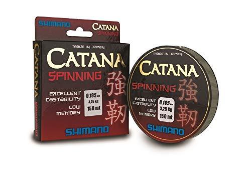 Shimano Filo CATANA 0.165 MT.150 kg 2,90 Gray