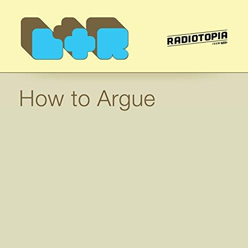 How to Argue audiobook cover art