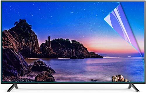 Auoeer Filtro De Luz Azul Transmisión De Luz De Alta Luz Anti Glare TV Pantalla Pantalla Protección Los Ojos Reducir La Radiación, Varios Tamaños (Color : Matte Version, Talla : 75 Inch 1645X930mm)