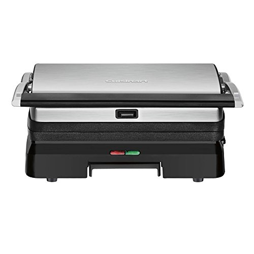 Cuisinart GR-11 Griddler 3-in-1 Grill and Panini Grill
