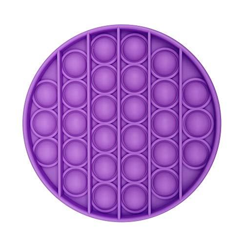 Fullbeing Silicona Sensorial Fidget Juguete, Push Pop Bubble