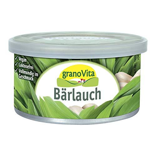 Veganer Brotaufstrich mit Bärlauch (125 g)