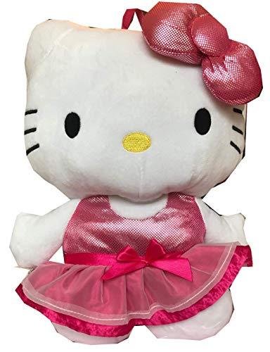 Hello Kitty Plüsch-Rucksack, 35,6 cm