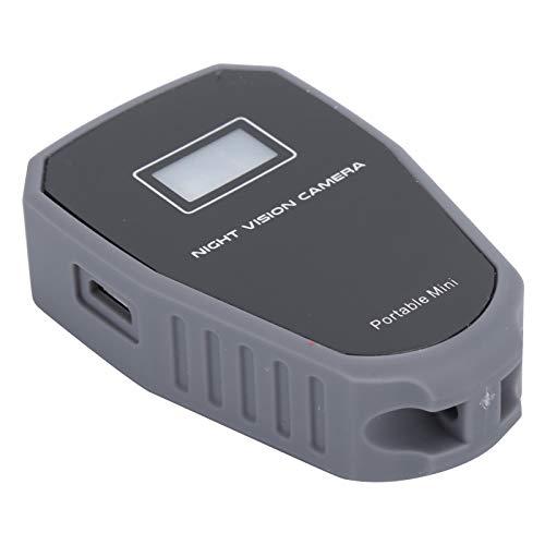 FOLOSAFENAR K9 Mini Operación Conveniente Alarma Activa Monitoreo Profesional en Tiempo Real Detector de cámara infrarroja pequeña, Detecta Varias cámaras estenopeicas