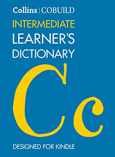 COBUILD Intermediate Learner's Dictionary (Collins Cobuild) (English Edition)