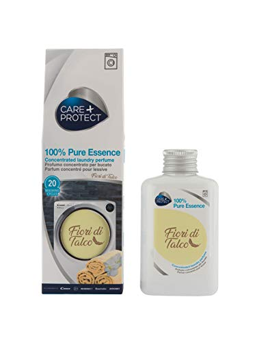 CARE + PROTECT Perfume para Ropa Concentrado con 100% Esencia Pura (Lirio de Florencia)