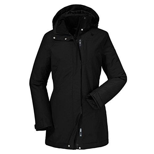 Preisvergleich Produktbild wind- und wasserdichte Winterjacke für Frauen,  warme und atmungsaktive Outdoor Jacke