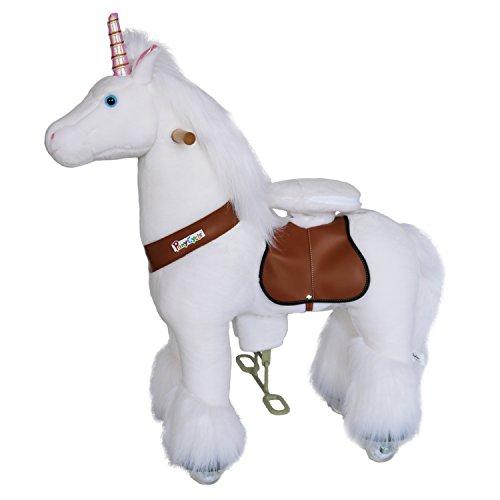 PonyCycle Pony Cycle Riding Unicorn- Small Riding Horse -  N3042