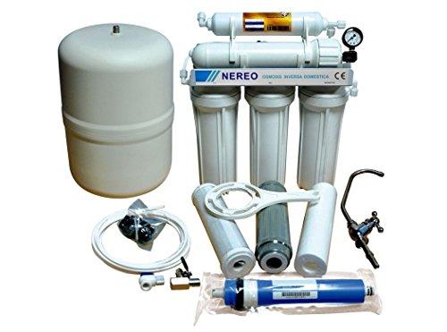 Hidrowater. Ro-0206-12 - Osmosis inversa 6 etapas hidrowater nereo ro-0206-12