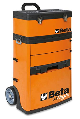 Mobile Tool Trolley Cart, Automotive tool storage cart