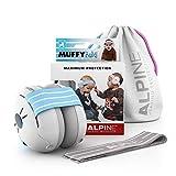 Alpine Baby Muffy Casque Anti bruit bébé Protection Auditive pour bebe et...