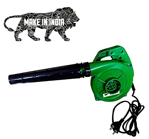 Gokich (550 W- 6Feet Cable) Electric Air Blower use Heavy Duty Professional Blowers for Cleaning Dust/Dust Collector/Pc Cleaner/Electric Air Blower/Ac Cleaner- Set of 1 pcs