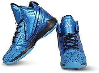 Vector X BB-19 Basketball Shoes for Men's (Blue-Black)