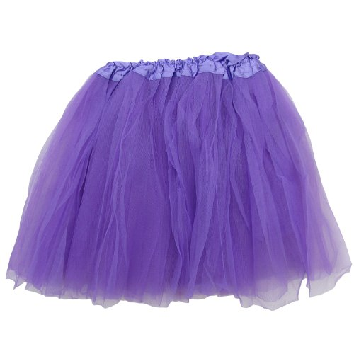Adult Size 3-Layer Tutu Skirt - Princess Costume...
