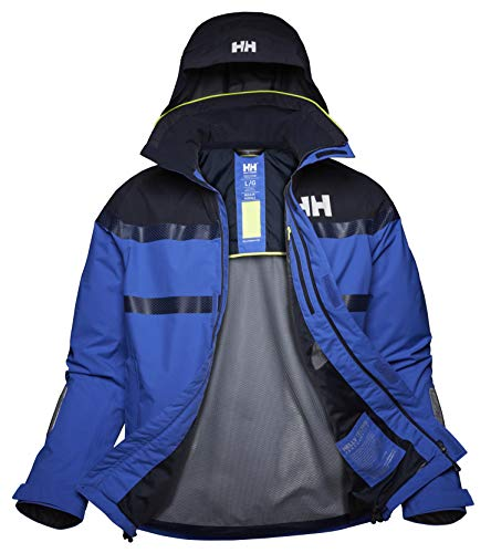 Helly Hansen Saltro Jacket, Giacca Uomo, Royal Blue, M