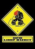 Caution, Limp Bizkit, Poster 61 x 86 cm