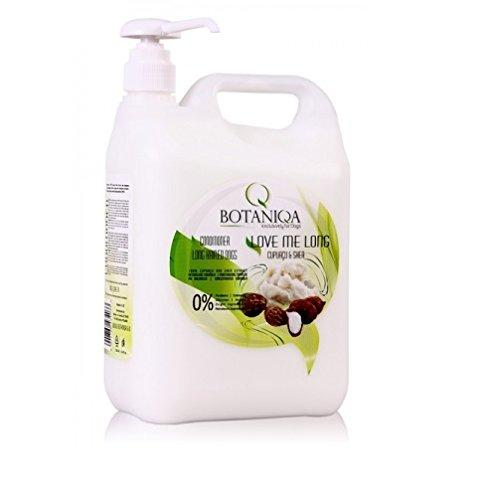 BOTANIQA 5902768434033 Basic Line Love me Après-shampooing Long Cupuacu et shea