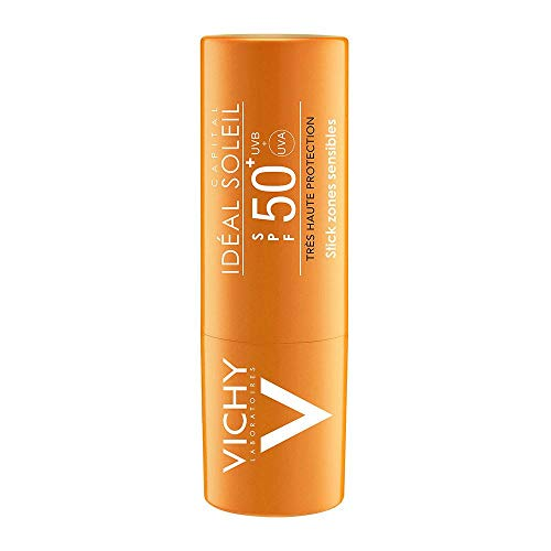 VICHY IDEAL SOLEIL SPF50+ STICK ZONES SENSIBLES 9G