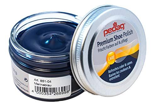 Pedag - Premium Schuhcreme - 50 ml - Marine Schuhe in Übergrößen, Größe:One Size