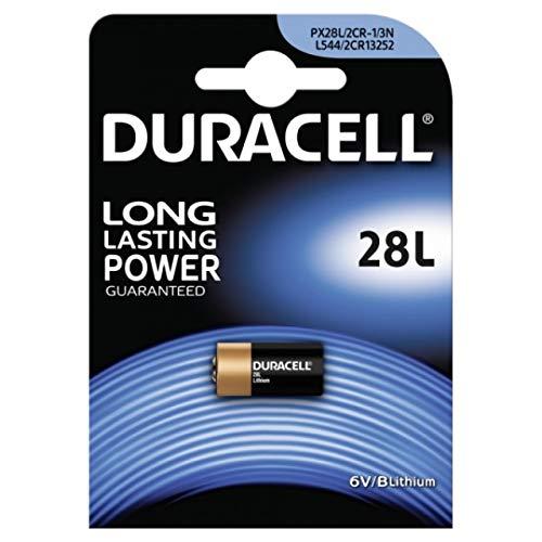 Foto Batterie Duracell Typ 28L 1er Blister, Lithium, 6V