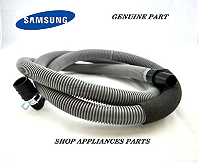 Genuine Samsung DC9702250Z Drain Hose For Washing Machine