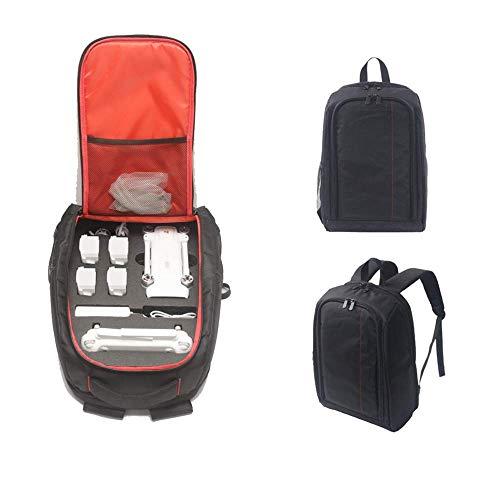 JSxhisxnuid Drone Rucksack Handtasche für Xiaomi FIMI X8 SE 2020 Drone Tragetasche Drohne Rucksack wasserdichte/Stoßfest Tasche Portable Tragekoffer (Schwarz)