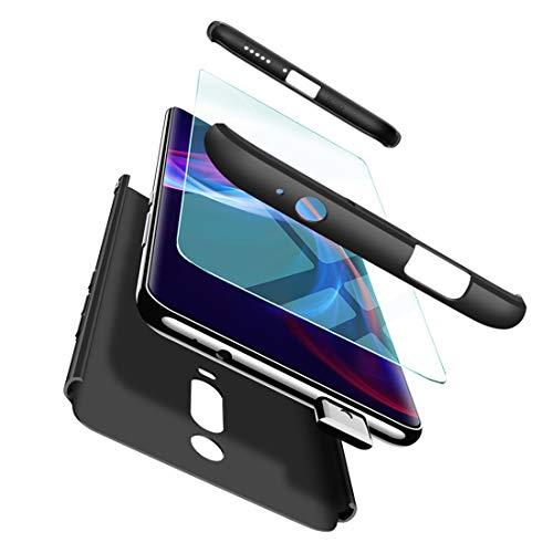 ivencase Funda Compatible con Xiaomi Mi 9T / 9T Pro, 3 in 1 Rígida PC Protective Case Cover Caso