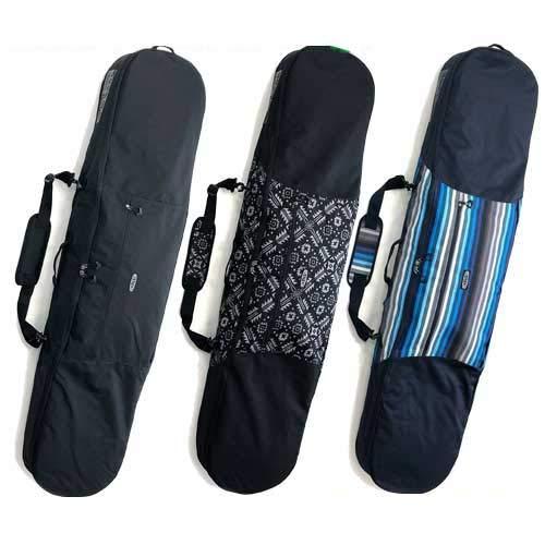 ROUZE(ラウズ) スノーボード ボードケース スリーウェイ スノーボードケース 160cm RZB574 Real Black