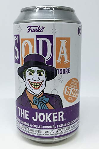 DC Comics POP! Movies Vinyl SODA Figures Joker (Jack Nicholson) 11 cm Assortment (6)