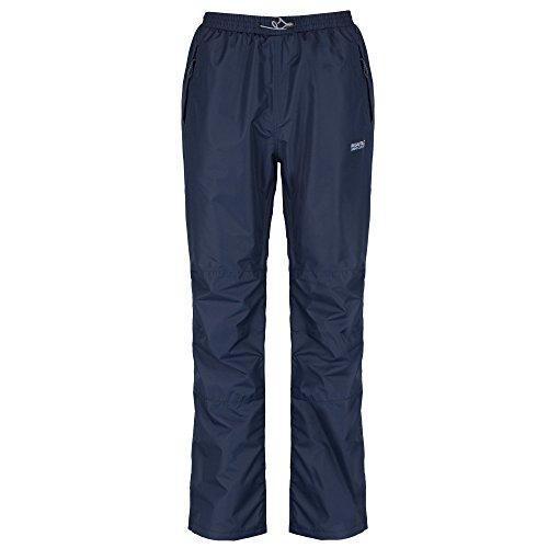 Regatta Chandler III Waterproof And Breathable Lined Regular Leg, Pantaloni Uomo, Navy, XL
