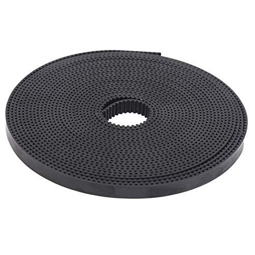 6mm / 0.24in Width, Synchronous Belts, Synchronous Timing Belt, 3D Printer Part(5M)