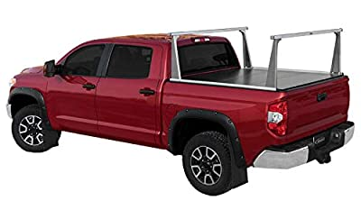 Access Covers ADARAC Aluminum Series 2007-19 for Toyota Tundra 5ft 6in Bed Truck Rack