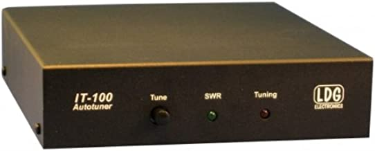LDG Electronics IT-100 Automatic Antenna Tuner 1.8-54 MHz.1-125 Watts, 2 Year Warranty