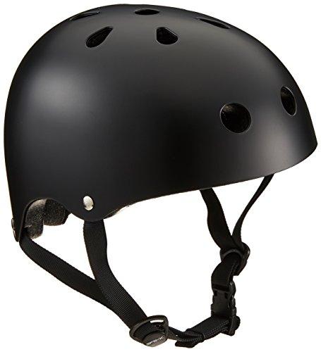 SFR Essentials Helmet Casco, Unisex para Adulto, Negro (Black), L/XL