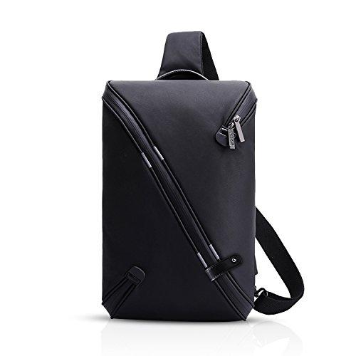 FANDARE Mode Sling Bag Crossbody Bag Bolsas Gimnasio Mochila Hiking Bag Ciclismo...