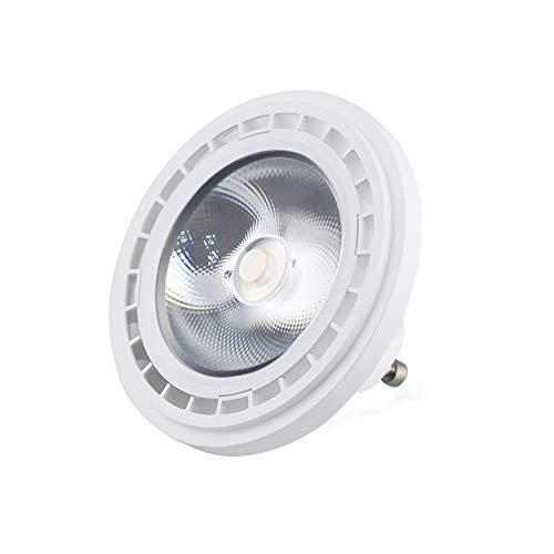 Preisvergleich Produktbild Bonlux 12W AR111 GU10 LED Lampe 12W 240V 1200Lumen CREE COB LED 24° Abstrahlwinkel Spotlicht Warmweiß 3000K wie 75W Halogenlampe Ersatz(Nicht Dimmbar)