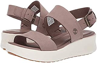 Timberland Women's Los Angeles Wind 2-Bands Sandal