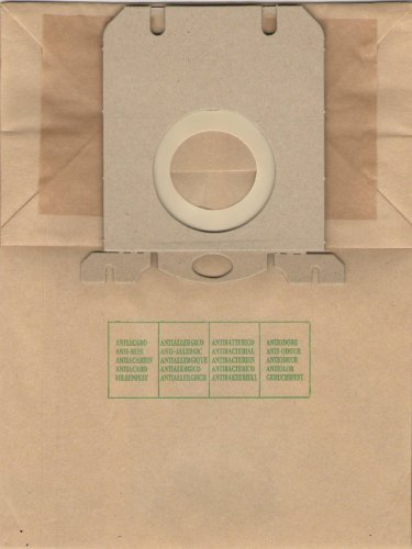 Elettrocasa PS4 Confezione Sacchetti Aspirapolvere Mobilo
