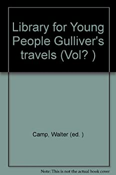 Hardcover Library for Young People Gulliver's travels (Vol? ) Book