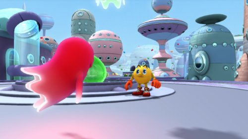 Pac-Man and the Ghostly Adventures - Nintendo Wii U