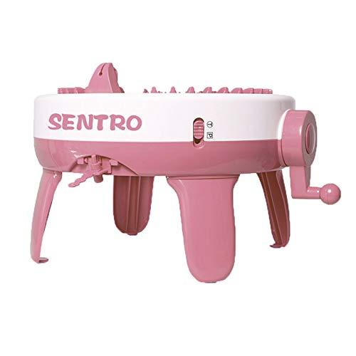 ReTink Máquina de tejer inteligente, doble telar y tejer con tabla de tejer, para calcetines o sombreros (22/40/48pins)