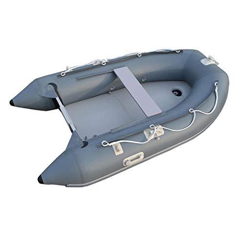 B/H Bote Inflable de Pesca Engrosado,Kayak Inflable para 3 Personas, Kayak Inflable,lancha motora Kayak