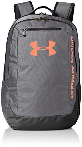 5. Mochila Under Armour UA Hustle Backpack - El soporte y respaldo ideal