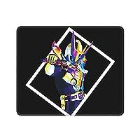 仮面ライダー マウスパッド/アニメマンガゲームマウスパッド/パーソナルコンピュータノートブックオフィスホームマウスパッド/防水滑り止め耐久性マウスパッド幅25×縦30cm